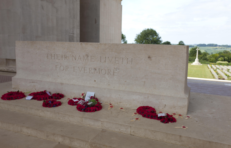 British War Memorials in France The British War Memorial