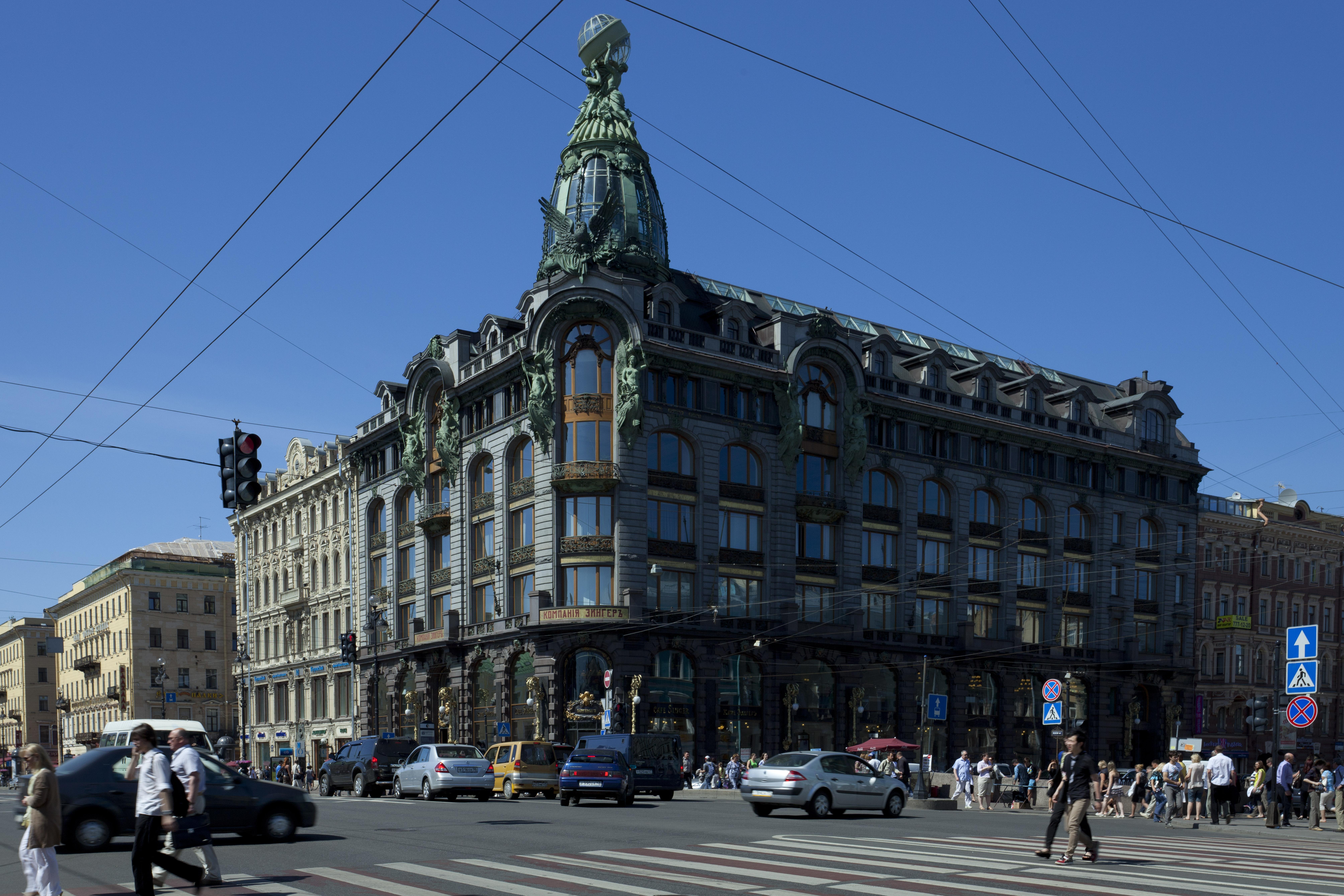 любительские фото петербурга - 8