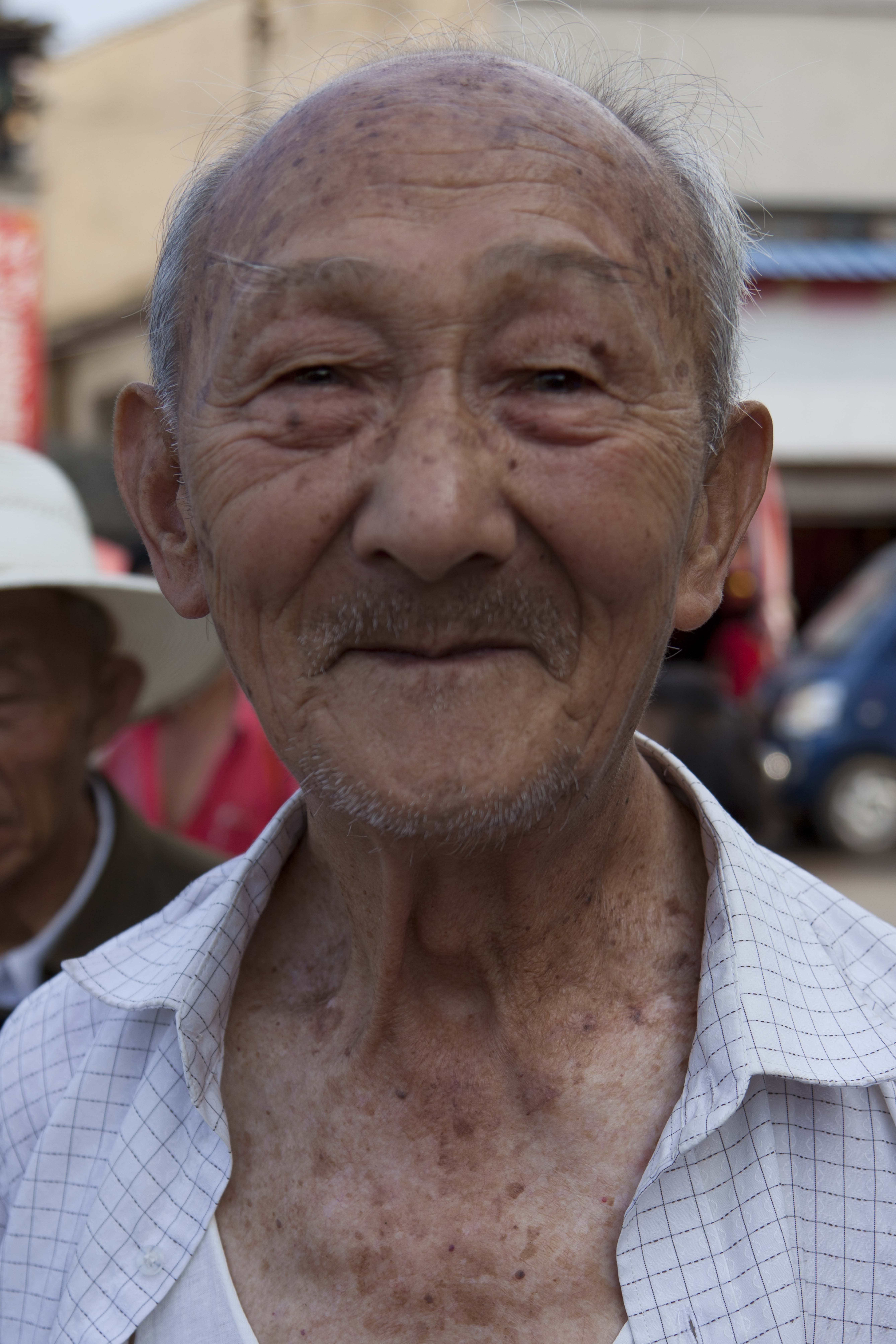 old man | So Much to See      So Much to Do