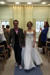 Leaving and married